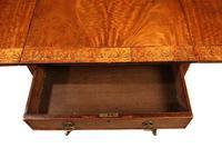 Fine George III Period Satinwood Pembroke Table (7 of 7)