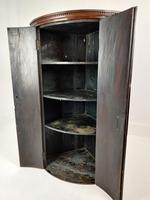 Bow Front Corner Cupboard (3 of 6)