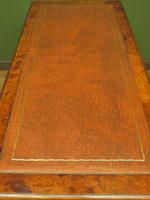 Reproduction Antique Pedestal Desk by Brights of Nettlebed (12 of 16)