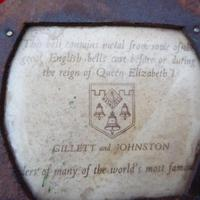 Very Rare 1953 Coronation Bell (2 of 3)