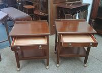 Pair of Low Side Tables (3 of 5)