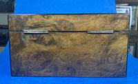 Victorian Figured Walnut Box (5 of 10)