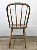 Set of Four Antique Bentwood Chairs (8 of 8)