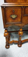 Outstanding Burr Walnut Chest of Drawers on Stand (6 of 14)