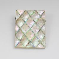 Victorian Mother of Pearl & Abalone Calling Card Case (3 of 3)