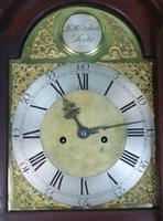 Whitehurst Derby Mahogany Longcase Clock (6 of 9)