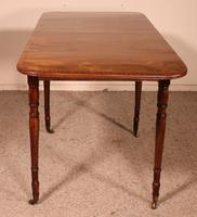 Early 19th Century Writing Desk in Mahogany with Flaps (6 of 13)