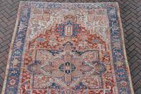 Old Heriz Carpet 335x214cm (9 of 9)