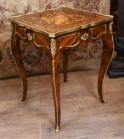 French Gilt Stool Antique Empire Seat c.1920 (6 of 7)