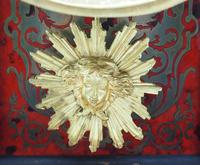 Wow! Phenomenal French Boulle Mantel Clock Rare 8-day Striking Bracket Clock Superb Condition (3 of 22)