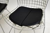 Pair of Vintage Wire Chairs by Harry Bertoia (8 of 10)