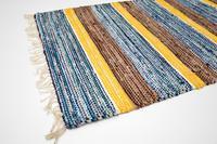 1960's Vintage Scandinavian Wool Rug (10 of 12)