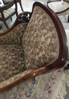 Mahogany Bedroom Armchair (6 of 6)