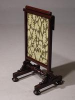 An Early Victorian Fire Screen with Movable Sections (5 of 5)