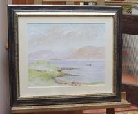 Watercolour Isle of Mull Artist Joyce Dalgety (8 of 10)