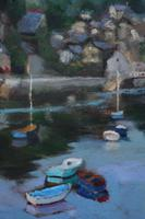 Boats on the river by Prue Sapp (3 of 7)