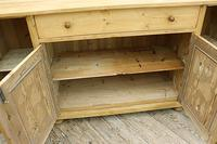 2m Pine Dresser Base Sideboard / Cupboard / TV Stand (11 of 13)