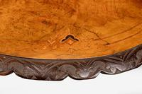 Mid 19th Century Walnut Table (5 of 5)