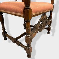 17th Century High Back Armchair (10 of 14)