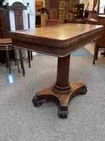 Antique card table (3 of 5)