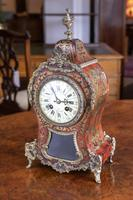 Boule Work 8 Day Clock with Original Key (2 of 8)