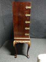 Outstanding Marquetry Cabinet on Stand (5 of 16)