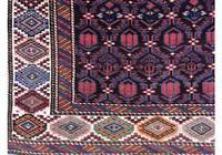 Antique Caucasian Kuba Rug (3 of 10)