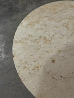 French Round Marble Top Coffee Table (7 of 15)