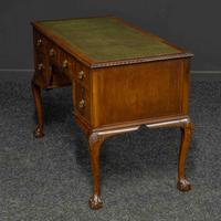 Chippendale Style Mahogany Desk (3 of 8)