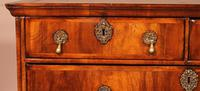 Queen Anne Period Walnut Chest of Drawers Late 17th Century (2 of 11)