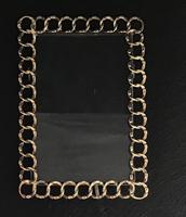 Victorian Brass  Easel Ring  Photo Frame (3 of 4)