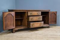 Carved Oak Dresser Base (8 of 8)