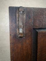 Carved Oak Millinery Cupboard / Tallboy / Press (5 of 11)