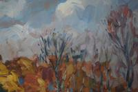 Bob Vigg Landscape Oil Painting West Cornwall (9 of 10)
