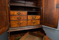 Early 18th Century Walnut Secretaire Writing Cabinet (31 of 31)