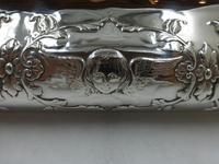 Antique Silver Casket. London 1902 (5 of 9)