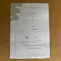 """Gary Benfield Limited Edition Print Titled """"Noble"""" & Certificate of Authenticity (6 of 9)"""