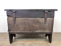 Small 18th Century Joined Oak Coffer (17 of 18)