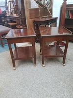 Pair of Low Side Tables (5 of 5)