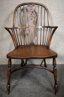 Titchmarsh Goodwin Oak Windsor Chair