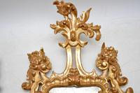 Pair of Antique French Giltwood Mirrors (9 of 14)