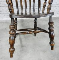 Large 'Grandfather' Windsor Armchair (5 of 6)