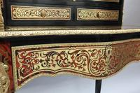 French 19th Century Louis XV Style Boulle Dressing Table (11 of 13)