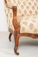 Victorian Rosewood Parlour Suite (5 of 23)