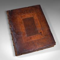 Antique Poetry Book, English, Leather Bound, Poems, John Gay, Georgian, 1720 (2 of 12)