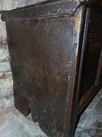 Early Oak Paneled Front Coffer (4 of 7)