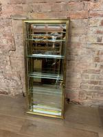 1920s French Brass Cabinet (3 of 7)
