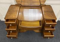 Iconic Burr Walnut Art Deco Dressing Table (8 of 22)