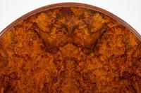 Pretty Victorian Burr Walnut Centre Table (9 of 9)