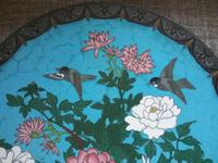 Cloisonné Plate / Charger (3 of 4)